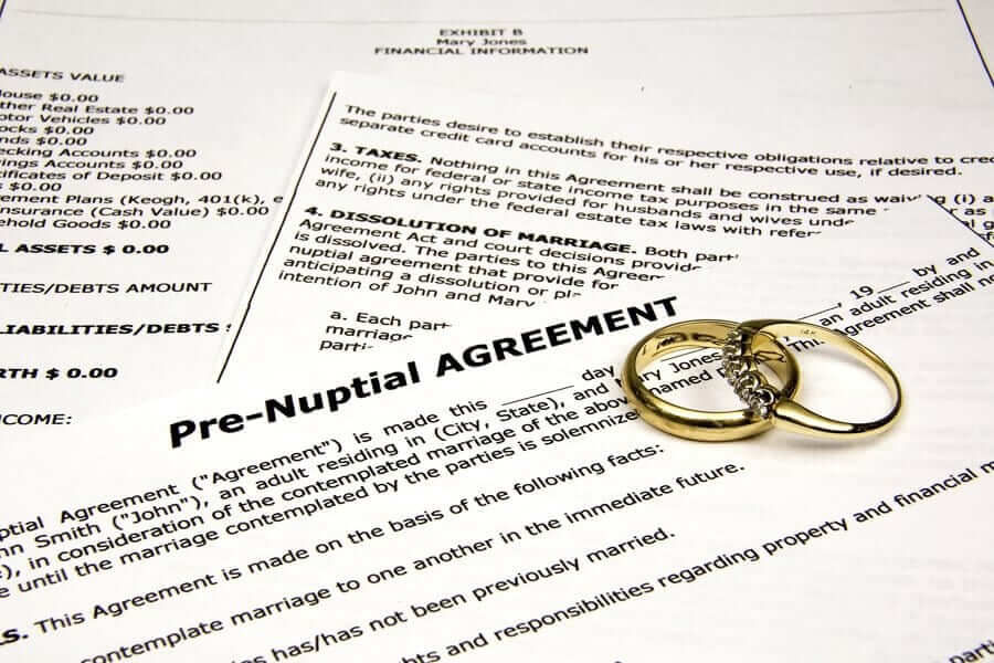Boca Raton Prenuptial Agreement Lawyer Florida Prenup